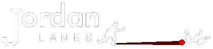 Jordan Lanes Retina Logo